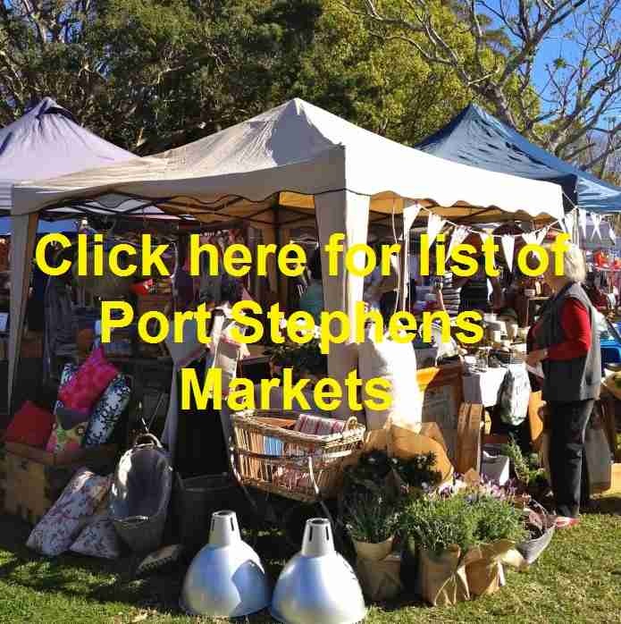 Port Stephens Community Markets